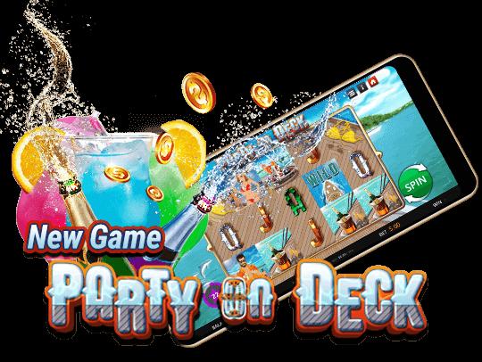 Kick boat jackpots