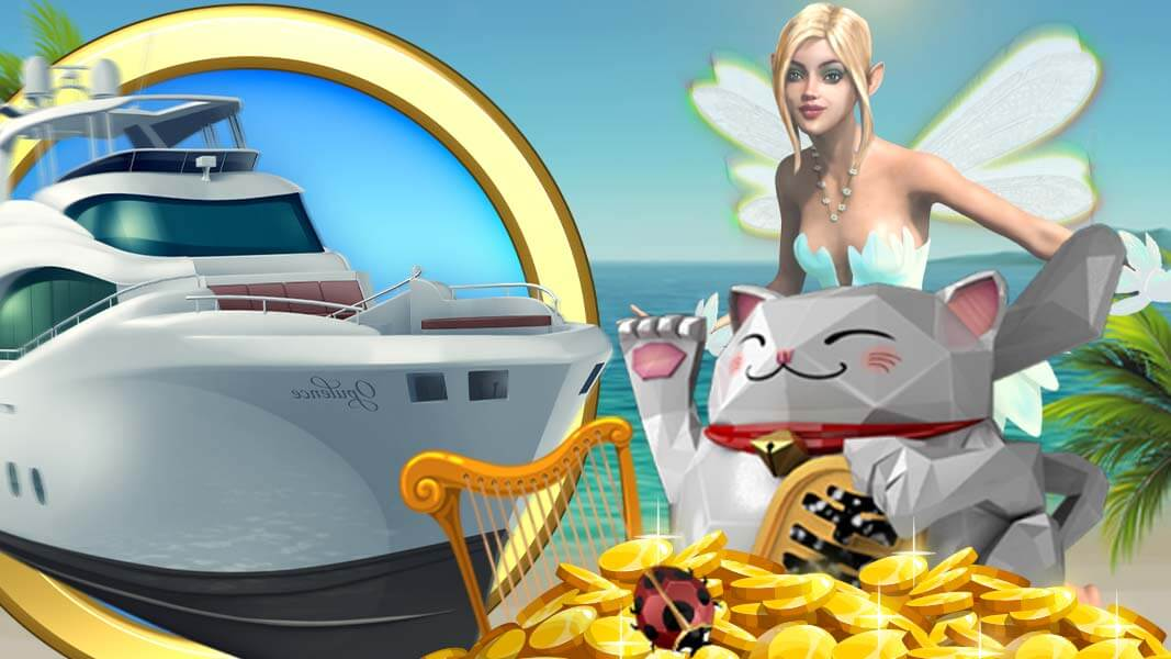 Up your game at Jumba Bet Online Casino in 5 new slots