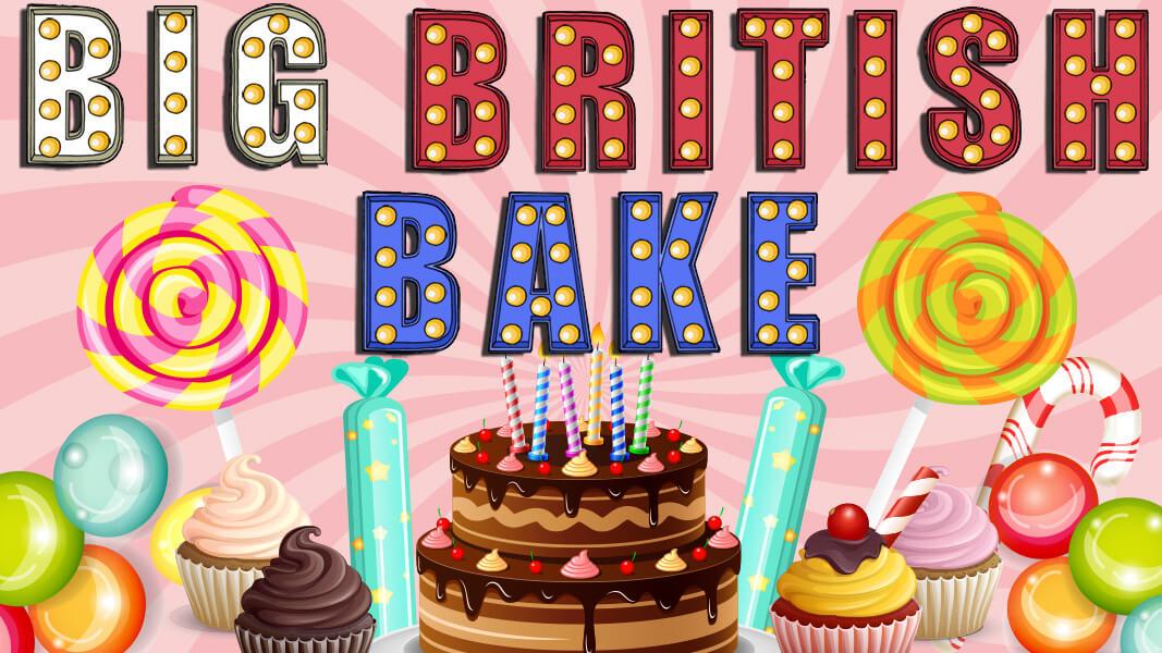Jumba Bet releases the Big British Bake Video Slot