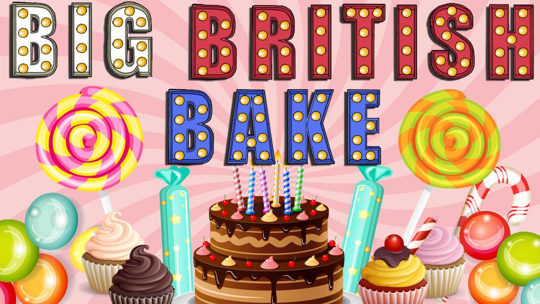 Jumba Bet releases the Big British Bake Video Slot