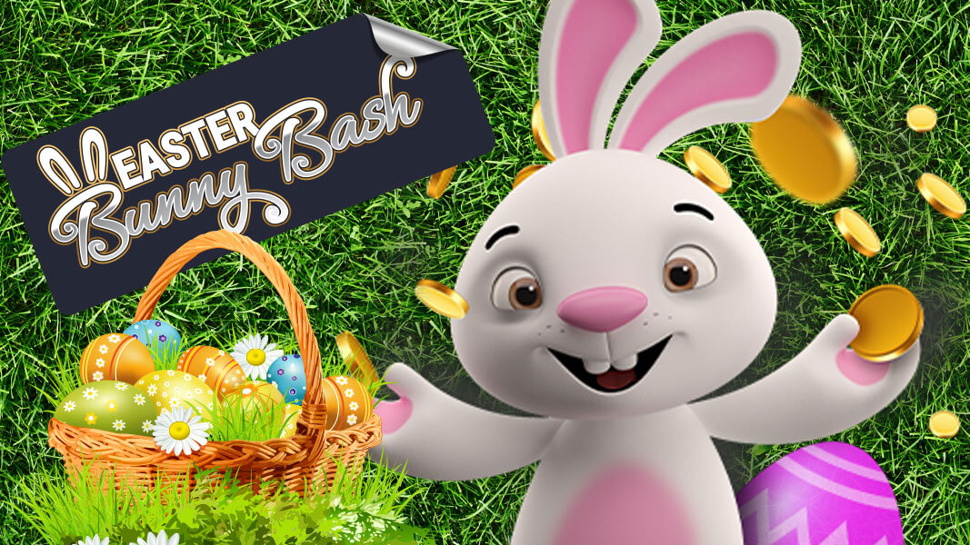 Easter Bunny Bash at Jumba Bet Online Casino